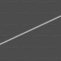56.5809 WG Schlange 8-kant massiv 0,9mm
