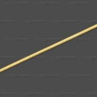 56.5810 GG Schlange 8-kant massiv 1mm