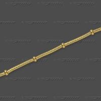 81.1122 GG Schlange rund massiv  0,9mm