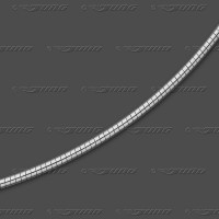 82.0027 WG Omega rund 1,5mm