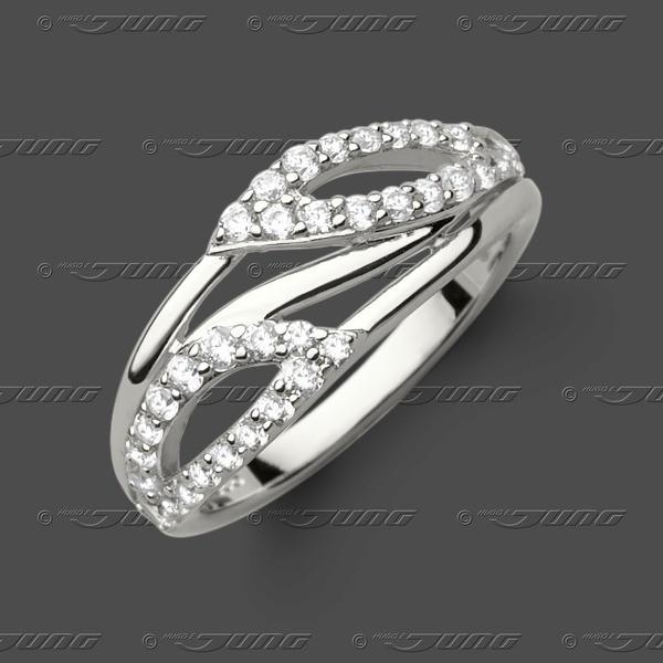72-0424 SRh Ring 7mm