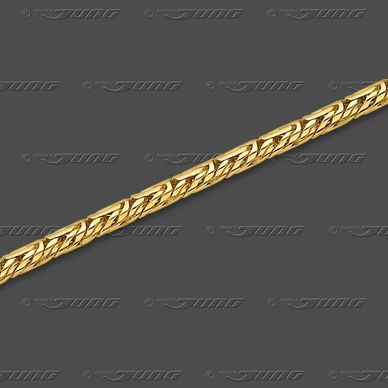 73.1020 GG Königskette 2mm