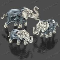 115/238 S Elefanten 3er Set
