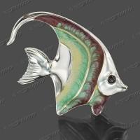 115/32/1 S Fisch 50x62mm