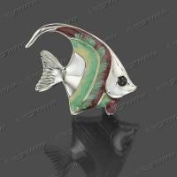 115/32/2 S Fisch 39x42mm