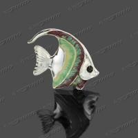 115/32/3 S Fisch 28x32mm