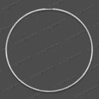 14-0043 SRh Draht-Creolen 70x1,5mm