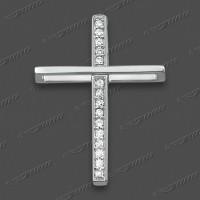53-4490 WG 750 Kreuz massiv 27x20mm