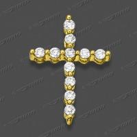 169/4541 GG 585 Kreuz