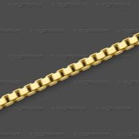 21.0025 GG 585 Venezianer 2,5mm