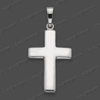 43-0195 SRh Kreuz 27x18mm