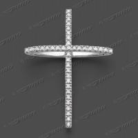 53-0096 WG 750 Kreuz 40x28mm