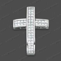 53-4020 WG 750 Kreuz massiv 28x20mm
