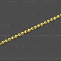 56.0015 GG Kugelkette 1,5mm