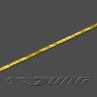 56.1012 GG Schlange rund massiv 1,2mm