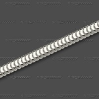 56.2136 S Schlange oval 3,6mm