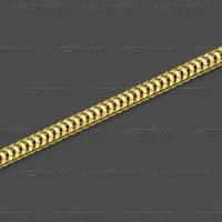 56.2824 GG Schlange 8-kant 2,4mm