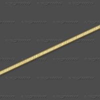 56.5811 GG Schlange 8-kant massiv 1,1mm