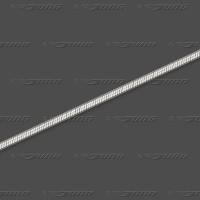 56.5811 WG Schlange 8-kant massiv 1,1mm