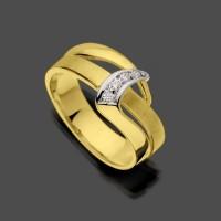 6/2845.90 GRh 333 Ring