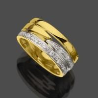 6/2849 GRh 333 Ring