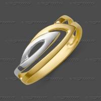 70-0023 GRh 333 Ring 7mm