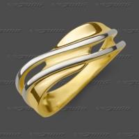 70-0025 GRh 333 Ring 7mm