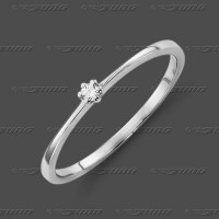 71-001-003 WG 585 Ring 2,6mm - Brillant