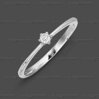 71-001-007 WG 585 Ring 3,2mm - Brillant