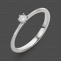 71-001-013 WG 585 Ring 3,8mm - Brillant