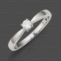 71-002-915 WG 333 Ring 3,5mm - Zirkonia