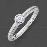 71-005-910 WG 333 Ring 2,5mm - Zirkonia