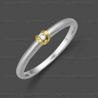 71-009-903 GW 333 Ring 2,8mm - Zirkonia