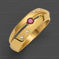 72-0303.30 GG 333 Ring