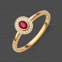 72-0373.30 GG 585 Ring