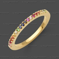 72-0399 GG 585 Ring 1,8mm