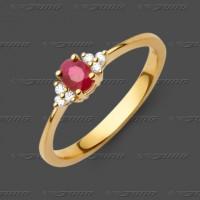 72-0451.30 GG 585 Ring