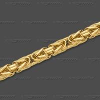 73.9435 GG Königskette halbmassiv 3,5mm
