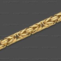 73.9441 GG Königkette halbmassiv 4,1mm
