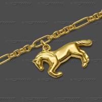 81.1131-27 GG Fantasie m.Pferd