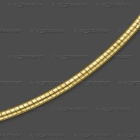 82.0019 GG Omega rund 1,7mm