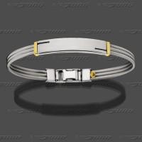 93.1296 StaGG Armband m.750/-Goldauflage