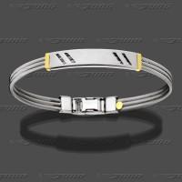 93.1297 StaGG Armband m.750/-Goldauflage